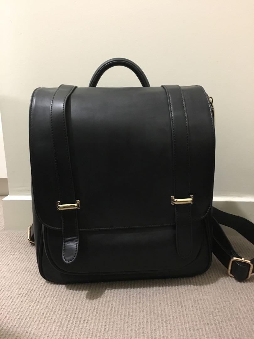 Rectangular backpack