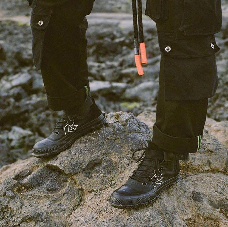 Sepatu Converse Original - Fastbreak MC18 High Top 7008306eec