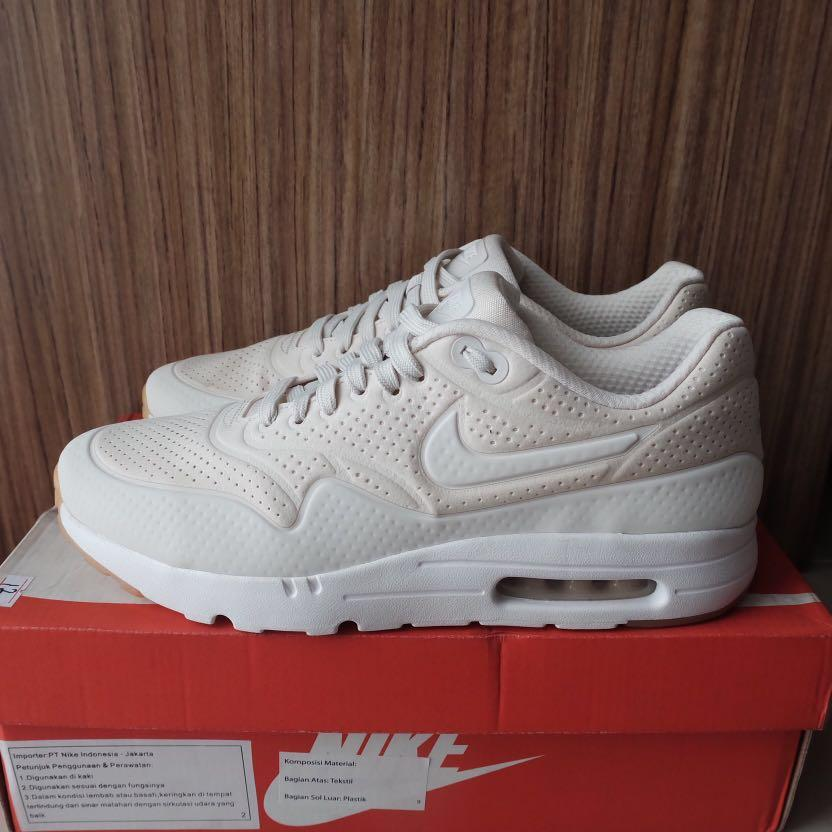 STEAL DEAL!! NIKE AIR MAX 1 ULTRA MOIRE 100% AUTHENTIC