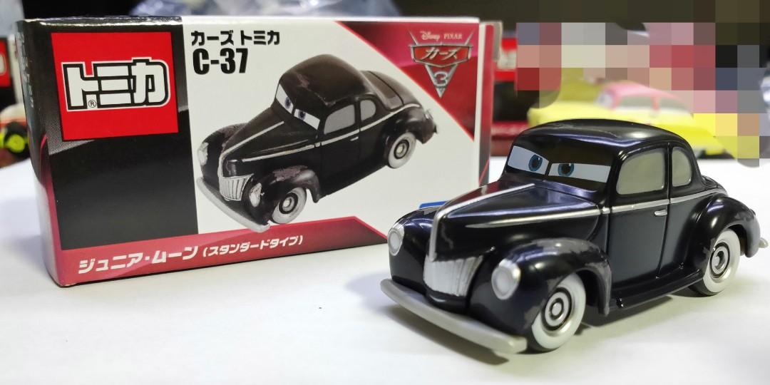 Tomica Disney Pixar Cars 3 C 37 Junior Moon Ford