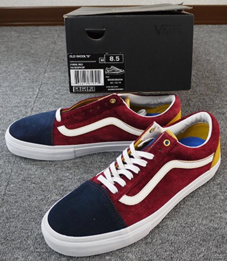 92413411504be3 Vans syndicate x 8five2 old skool