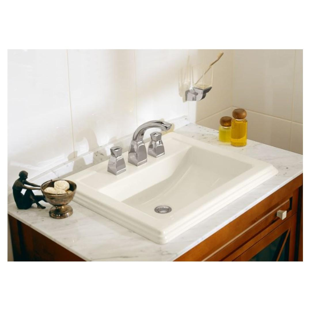 Villeroy & Boch HOMMAGE Built In Washbasin