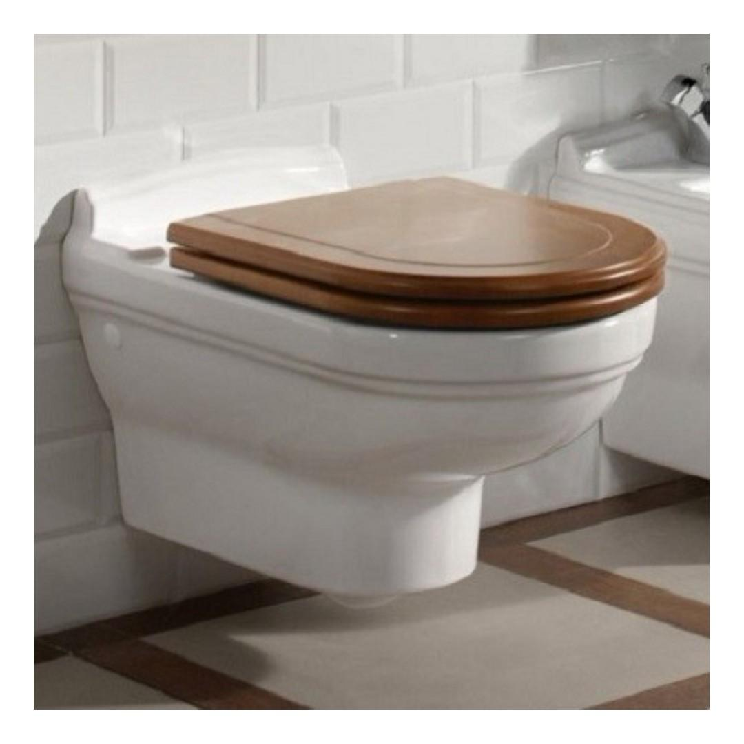 Villeroy & Boch HOMMAGE Wall Mounted WC