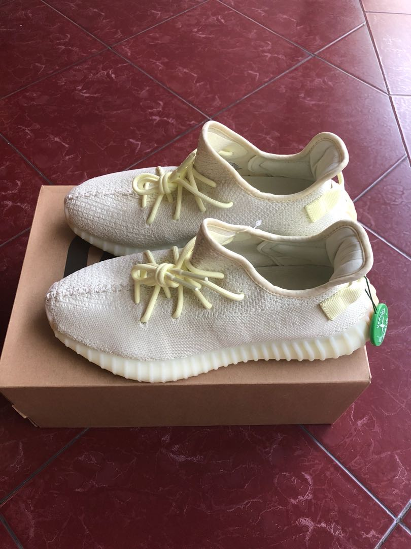 check out 601f7 8daa7 Yeezy 350 Butter