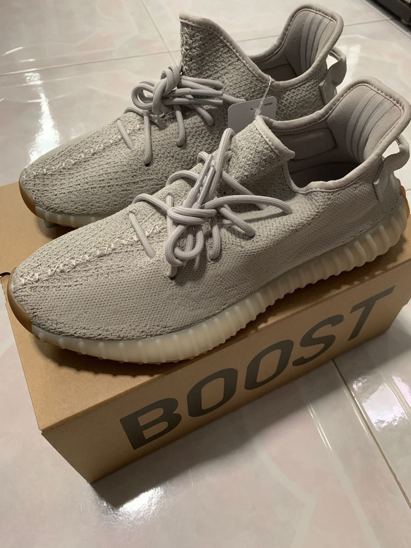 70a302254c5b6d Yeezy Boost 350 V2 Sesame UK 10   US 10.5