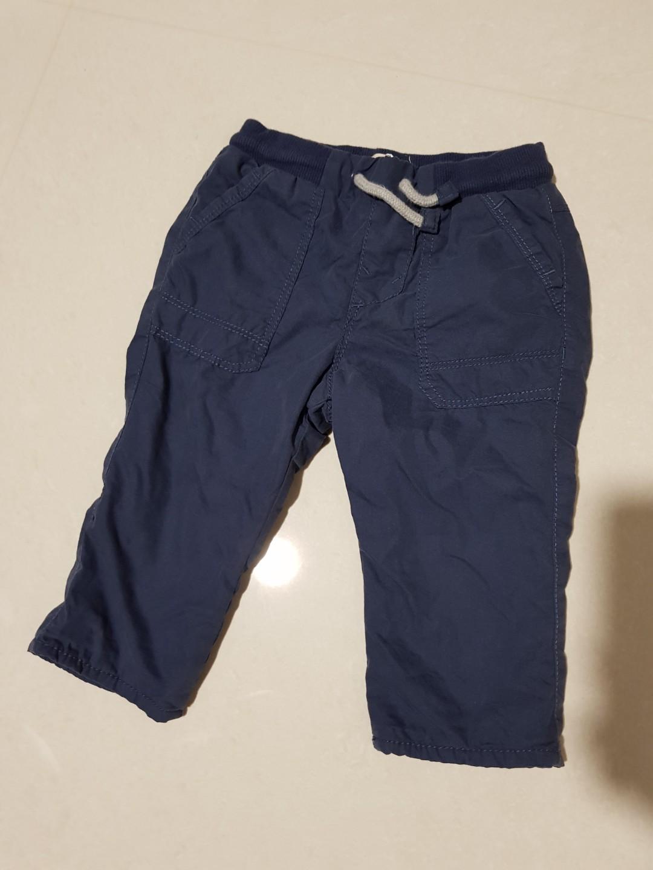 771133a3d Zara Baby Boy pants, Babies & Kids, Babies Apparel on Carousell