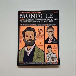 MONOCLE:  BETTER BUSINESS SPECIAL (ISSUE 116)