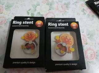 ✨買二送一 麵包超人 手機指環 手機扣 Ring Stent