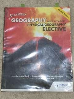 Geography - Physical Geography (elective)