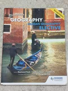Geography - Human Geography (elective)