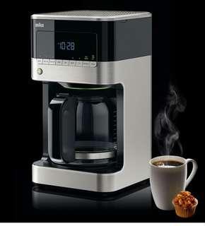 Braun PurAroma 7咖啡機