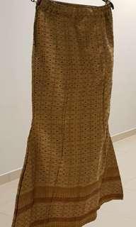 Songket Merrmaid Skirt