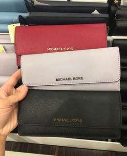 Micheal Kors Flat Wallet