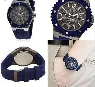 Guess overdrive blue