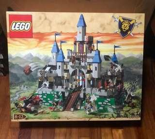 Lego King Leo's Castle