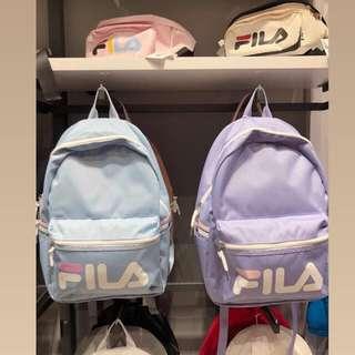 🚚 FILA Backpack Pastel colors!