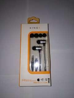 Kings耳機