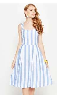 Love and Bravery Avila Sweetheart Dress