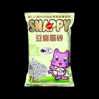 Snappy Tofu Litter 7L - 6 for $39