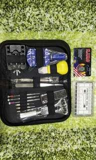 1 set watch tools kit with spring bar