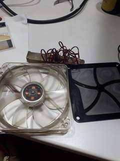 Thermaltake 120mm fan Free fan filter