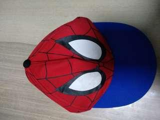 Spiderman marvel cap