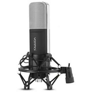 Condenser Microphone with Complete Equipments