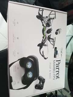 Selling Super cheap:Parrot Drone with VR.