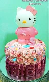 Daughter's Birthday Cakes