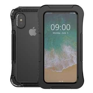 Waterproof Case for iPhone X Full Body Underwater