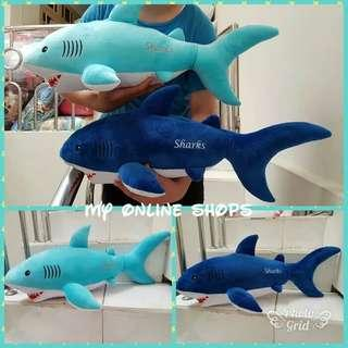 Boneka Baby Shark ukuran Besar