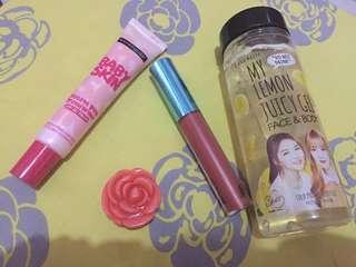 Preloved cosmetics take all