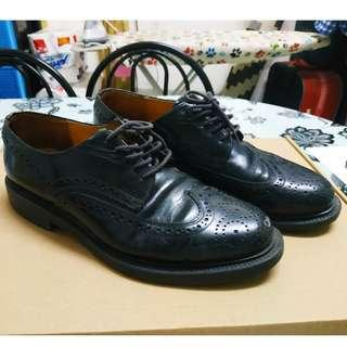 Kasut Casual Formal Brogue Shoe Dr Marten Style 8UK