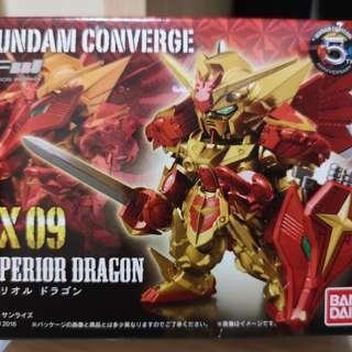 Gundam converge ex 09 fw sp 食玩 高達 扭蛋 bb戰士 武者 超越之龍 sd 高達外傳
