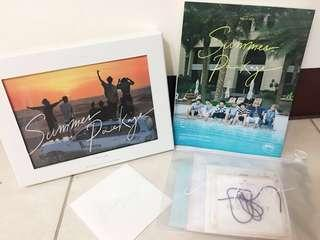 🚚 BTS 2016 summer package
