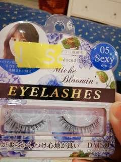 Eyelashes DAISO