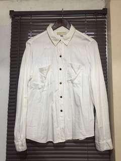 Original MK white long sleeves
