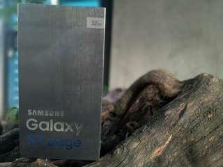 Samsung Galaxy S7 Edge 4/32 Silver Titanium