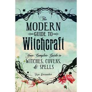 Modern Guide to Witchcraft book
