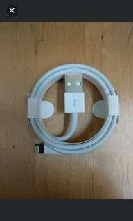 Brand new Original iphone cable(sister spare cable