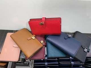Michael Kors small slim biford wallet