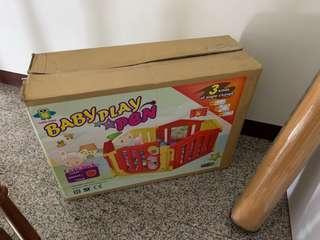 寶寶遊戲圍欄