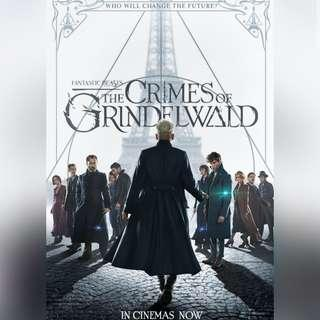 Crimes of Grindlewald