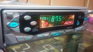 Player radio cd vcd