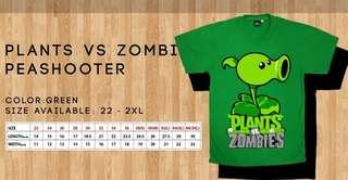 Plants Vs Zombies T shirts