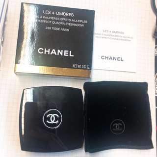Chanel4色眼影