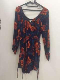 Short jumpsuit billabong