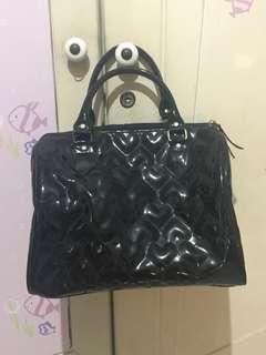 Hand Bag Emboss Love
