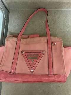 GUESS SUSSEX SMALL CARRYALL Purse Handbag