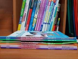Secondary School NA Jauhari Text/Activity Books